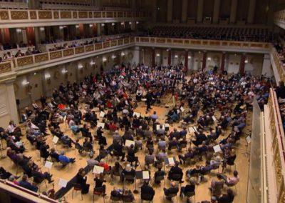 Mittendrin – Iván Fischer dirigiert die 5. Sinfonie von Beethoven